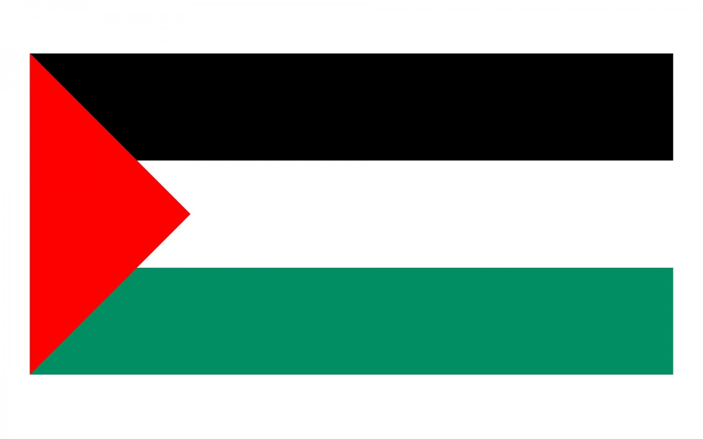 Palestine Flag 021png desktop wallpapers and stock photos 1440x900
