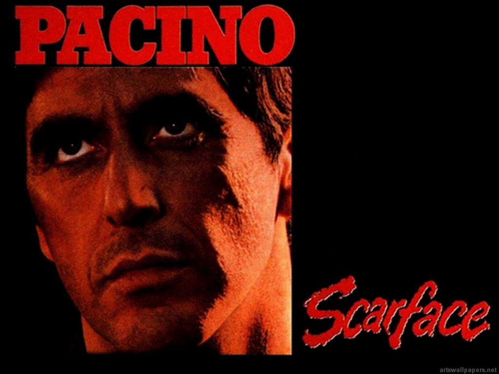 Scarface Wallpaper 1024x768