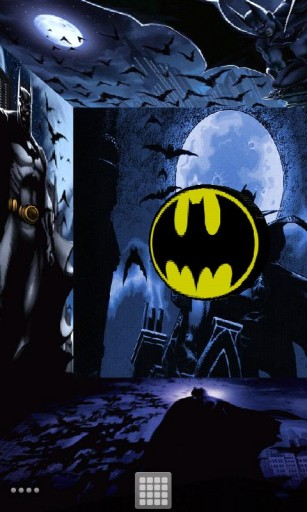 View Bigger Batman 3D Live Wallpaper For Android Screenshot 307x512