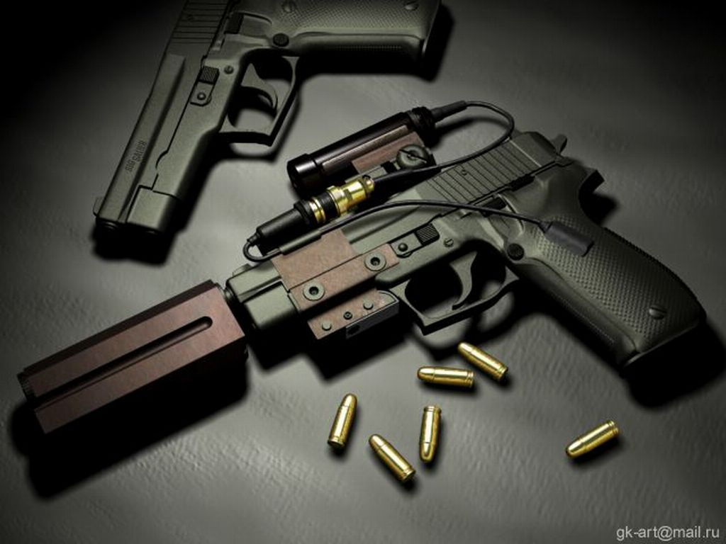 Gun hd Wallpaper in high resolution for Get Downloads Gun 1024x768