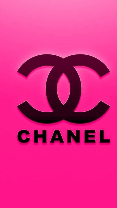 Pink Chanel Wallpaper Images Pictures   Becuo 500x886