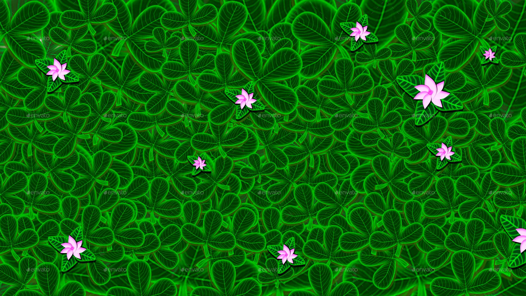 StPatricks Day Backgrounds by Creative Mobile Studio 2048x1152