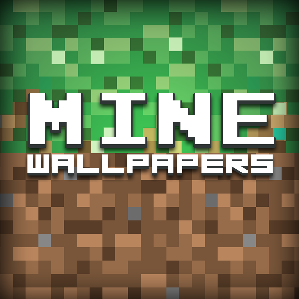 Get the NEW Wallpapers for Minecraft Edition   Backgrounds Mini Mine 1024x1024