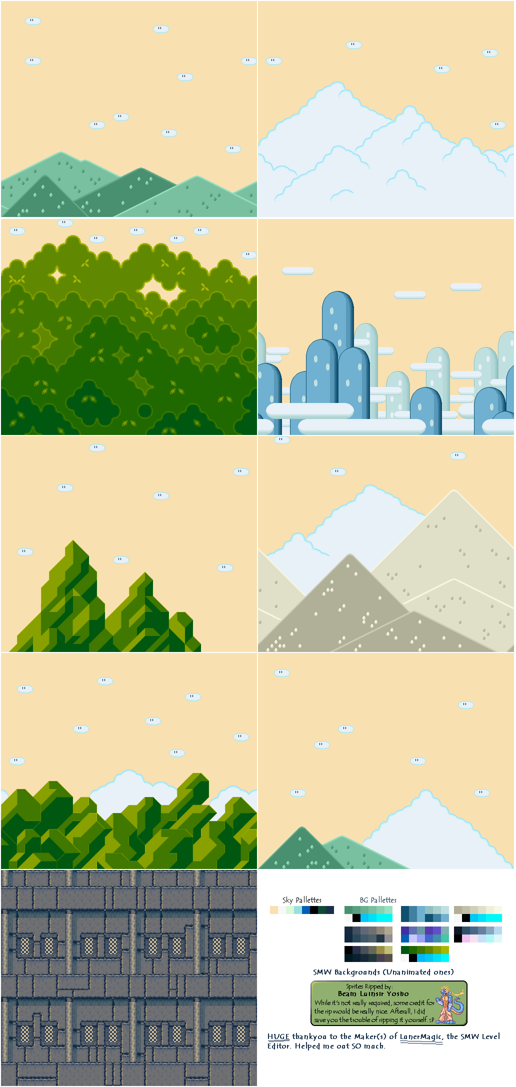 75+] Super Mario World Wallpaper on WallpaperSafari