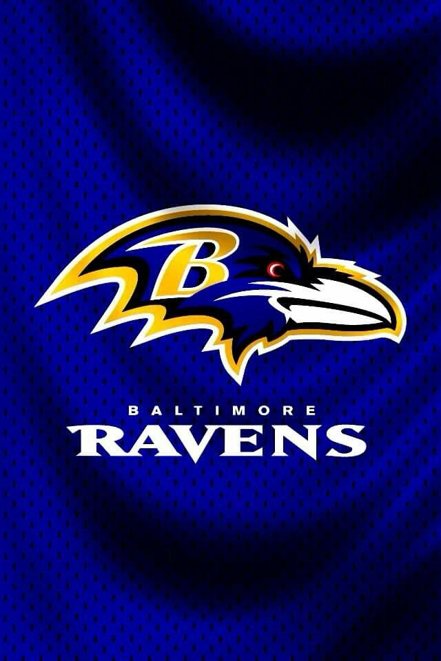 Baltimore Ravens wallpaper iPhone Baltimore ravens logo Ravens 640x960