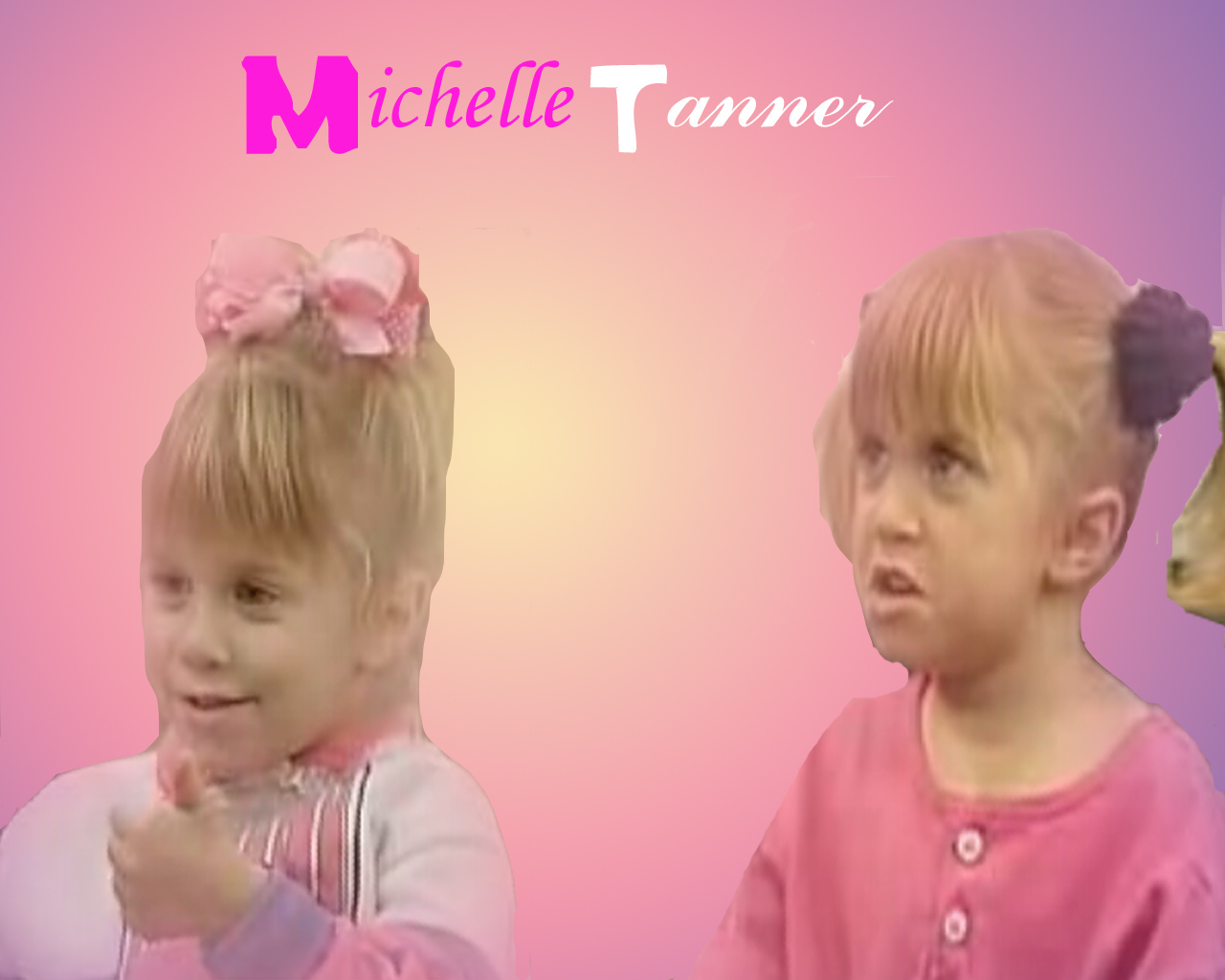 Michelle Tanner   Full House Wallpaper 1114965 1280x1024