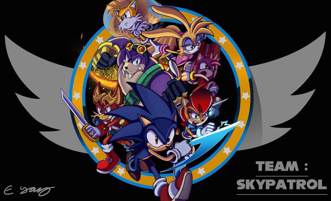 Team Skypatrol Wallpaper by leonarstist06 1145x697