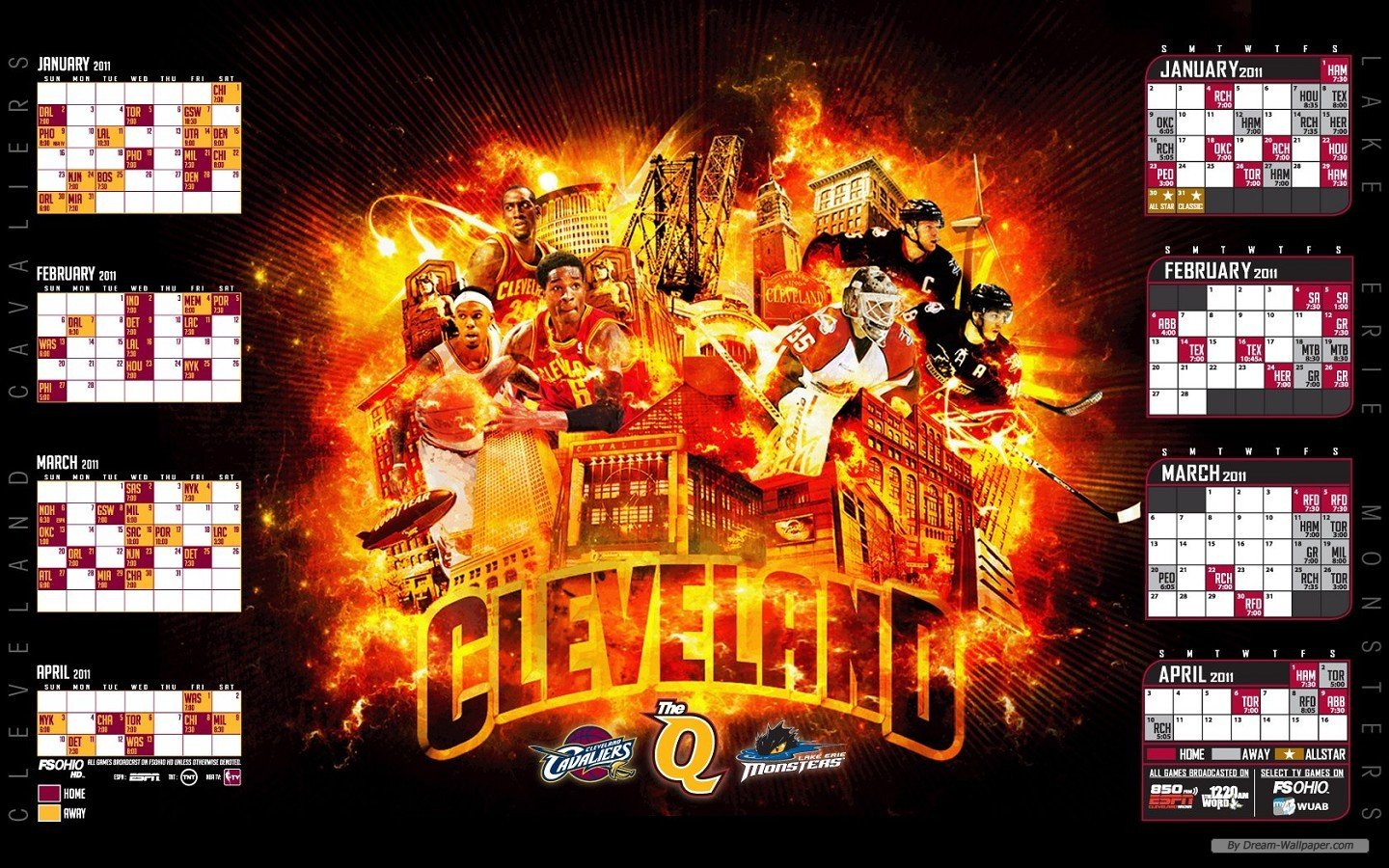 cleveland cavaliers wallpaper for backgrounds   Quotekocom 1440x900