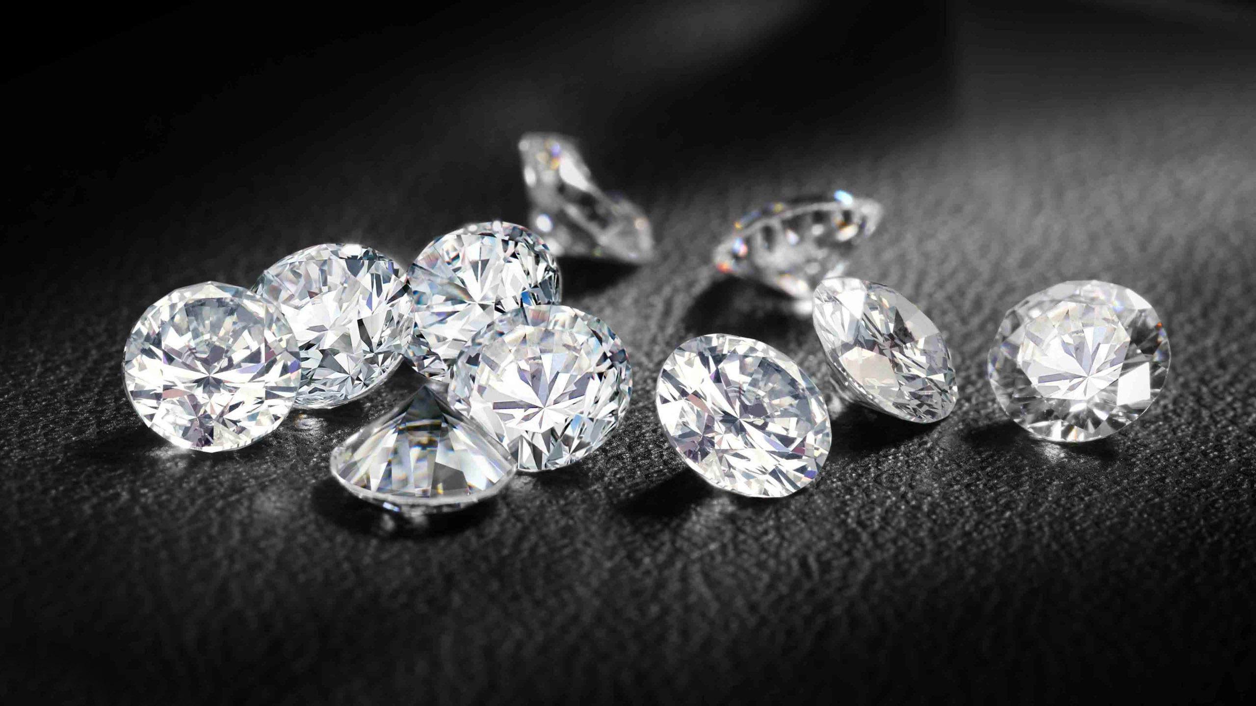 Diamonds Wallpaper 6086 2560x1440