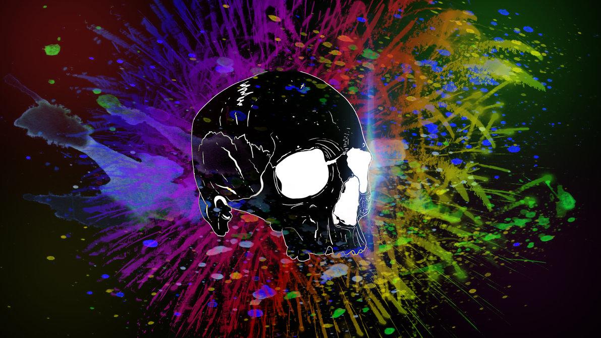 Skull Wallpaper by Lembi203 1191x670