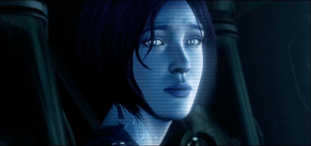 Halo 4 Background Cortana Cortana halo 4 by halomika 1003x470