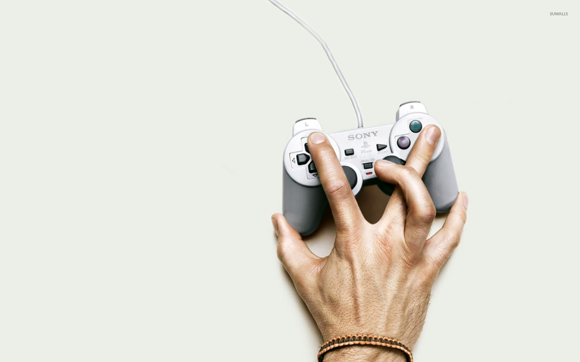 Gamer Thug Controller Hd Wallpapers: PlayStation Controller Wallpaper