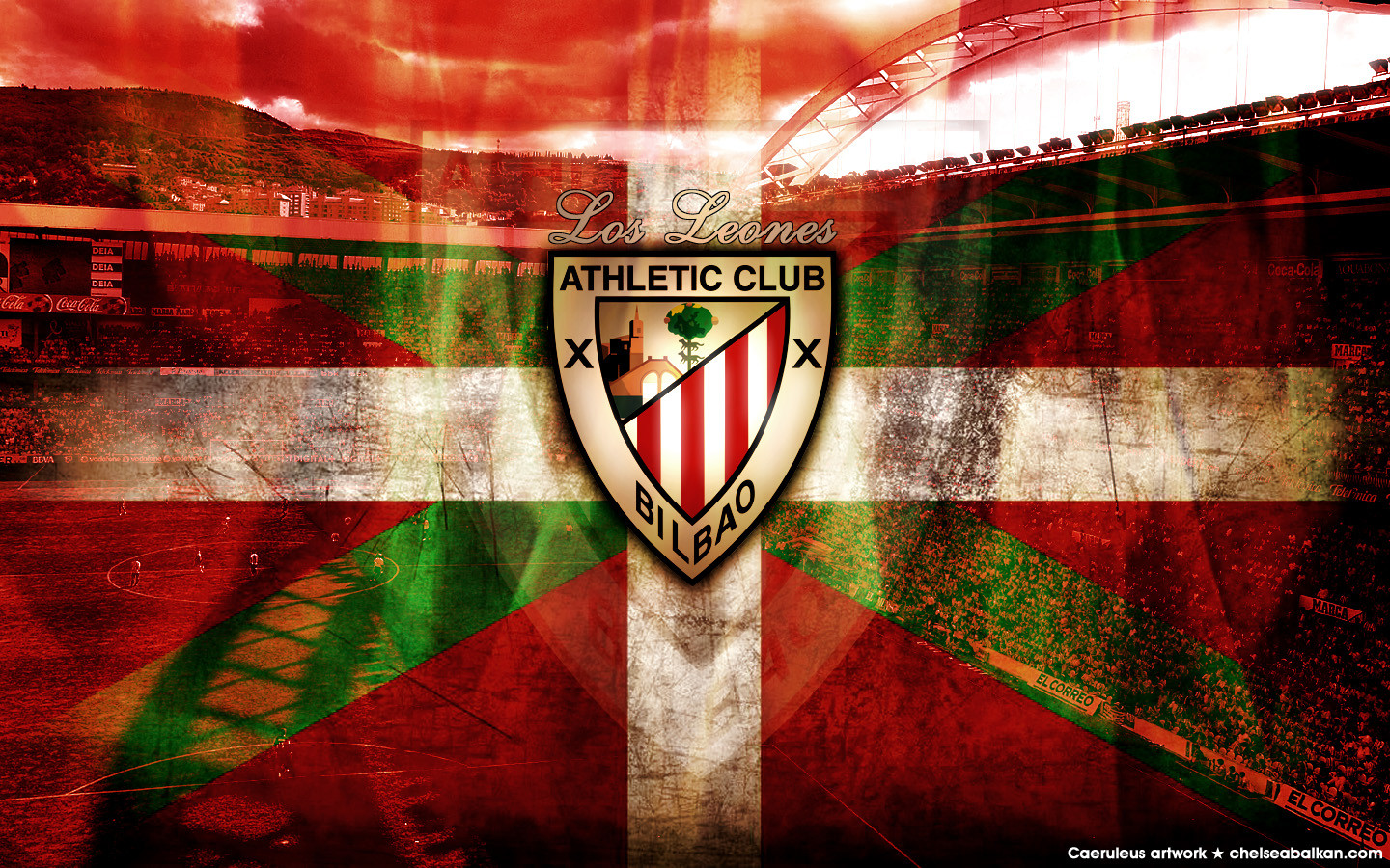 fotos HD de Athletic Fondos de pantalla de Athletic Club Bilbao 1440x900