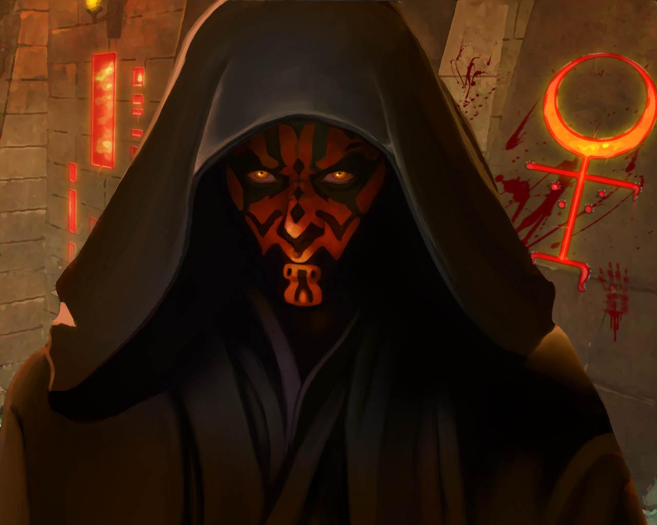 Star Wars Sith Warriors video Darth Maul battle trance V   Taringa 1280x1024