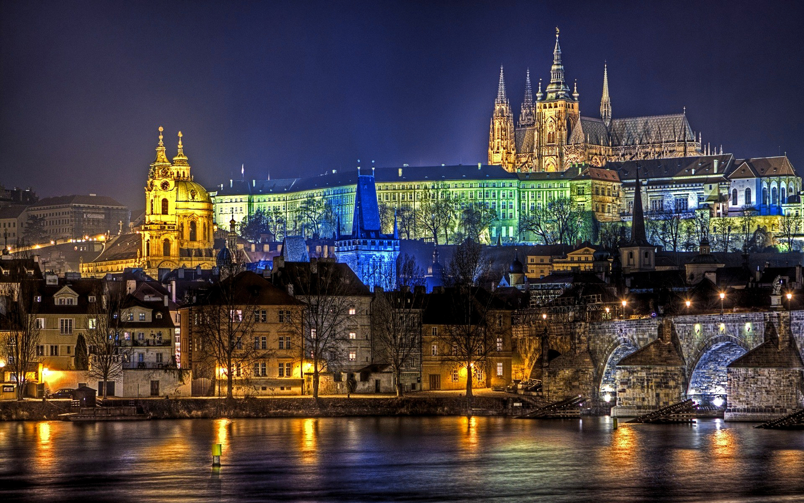 81 Prague HD Wallpapers Background Images 2560x1600