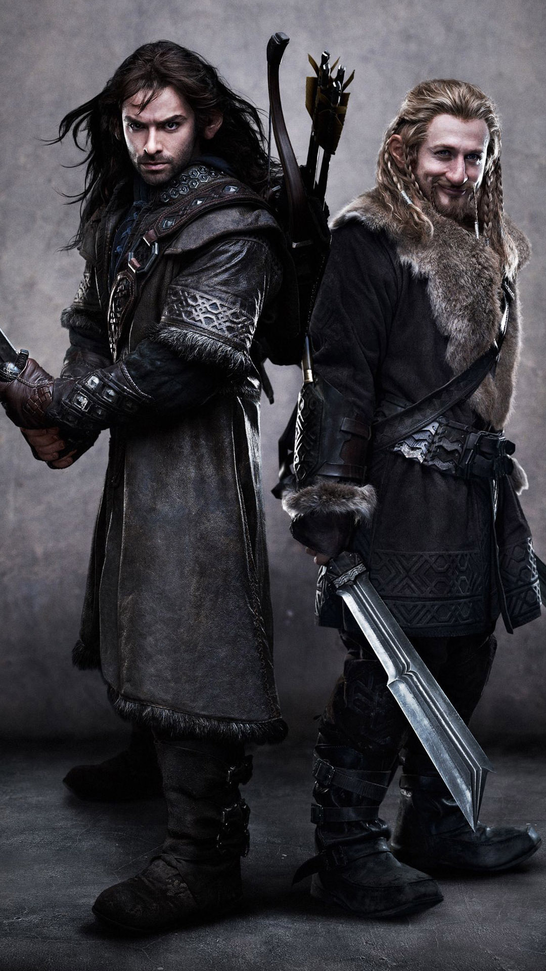 Leather Costumes From The Hobbit 1080x1920