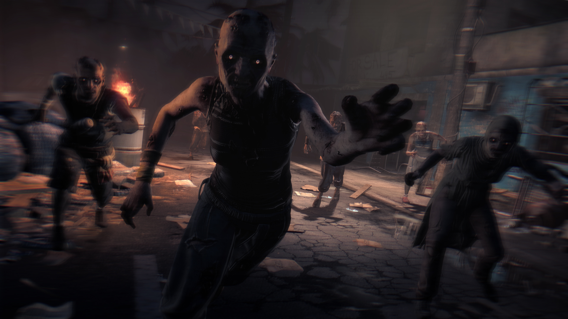 Dying Light developer Techland has revealed a few more technical 1920x1080