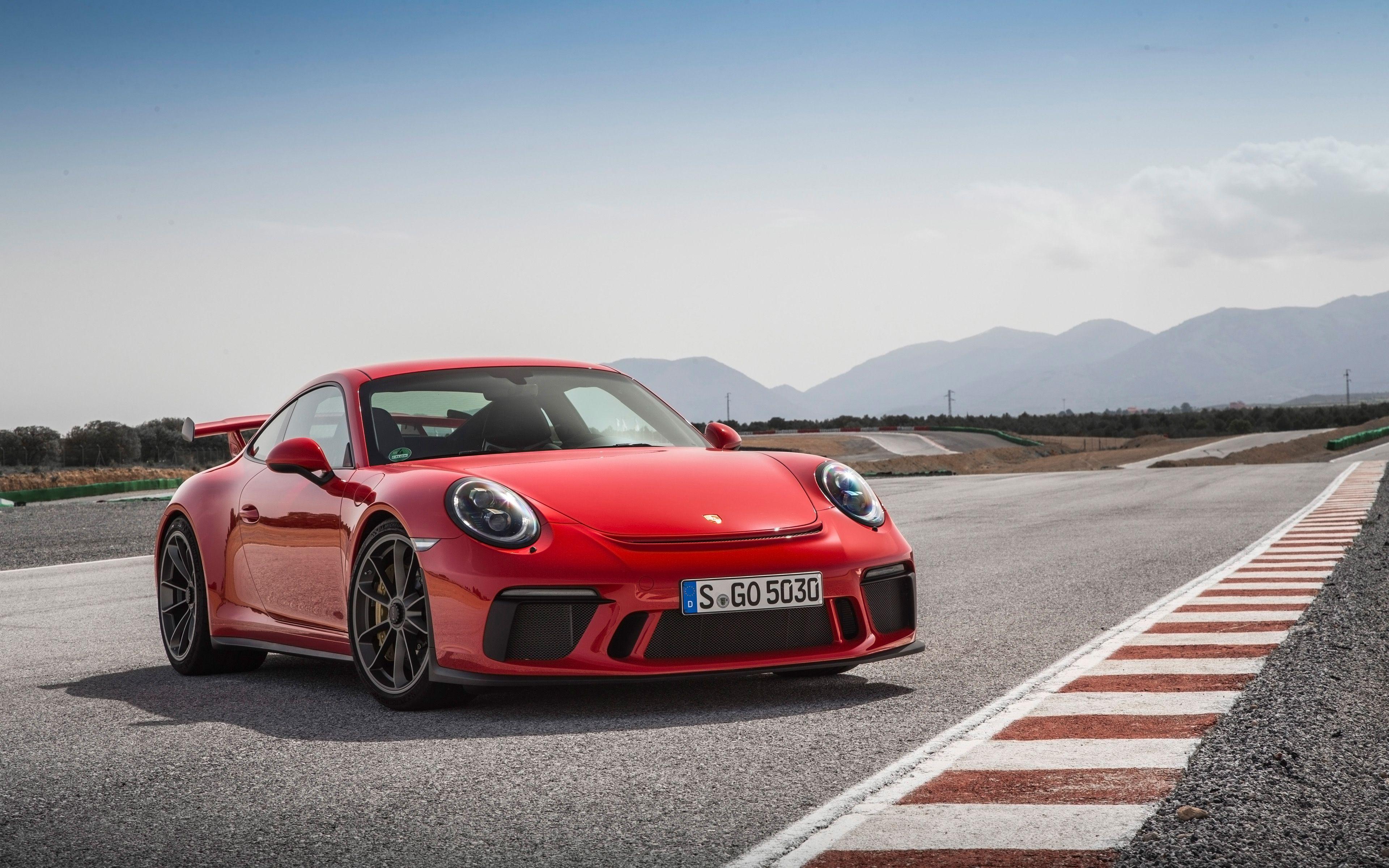 Red Porsche Wallpapers   Top Red Porsche Backgrounds 3840x2400