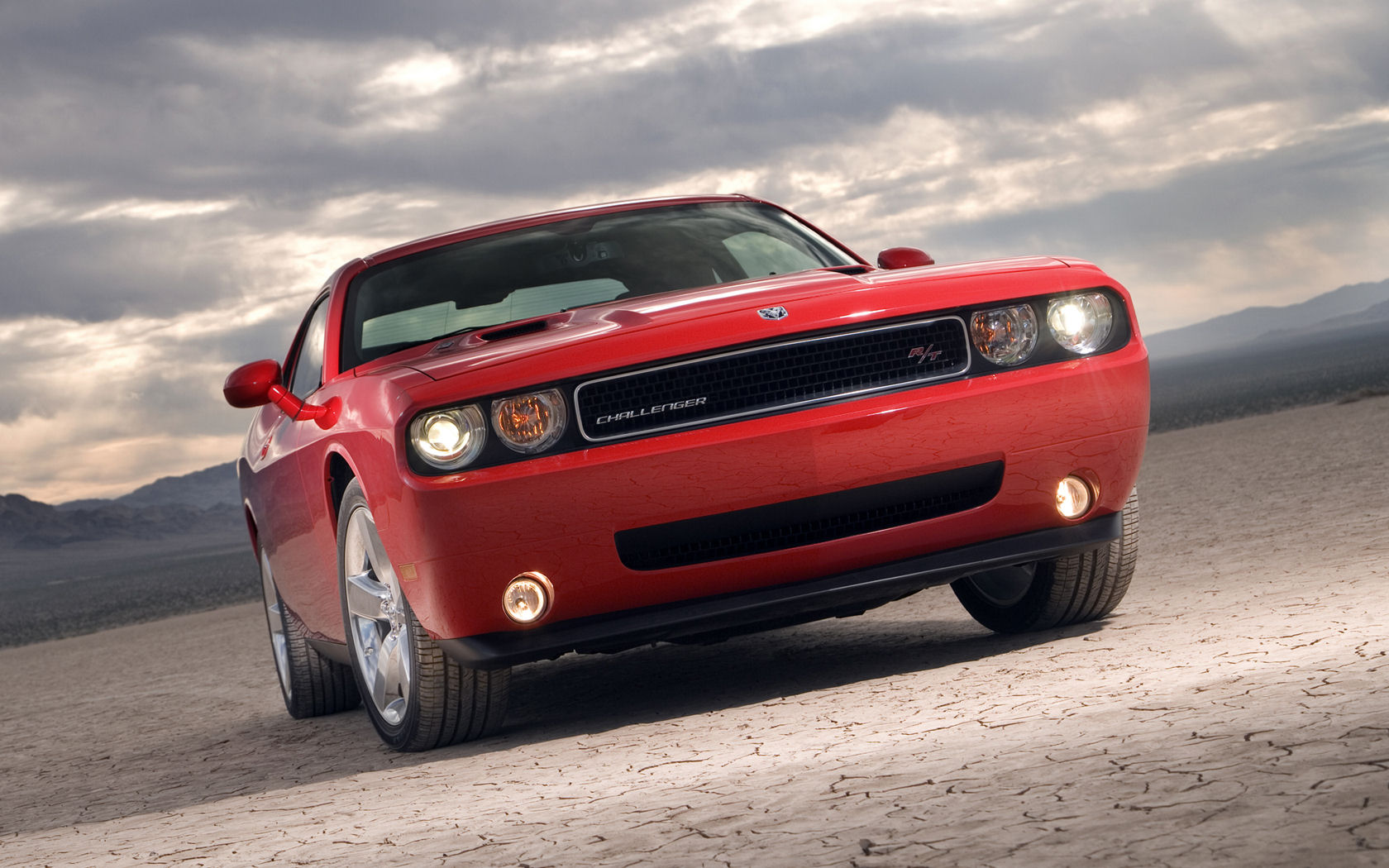 Dodge Challenger Dodge Challenger Desktop Wallpapers Widescreen 1680x1050
