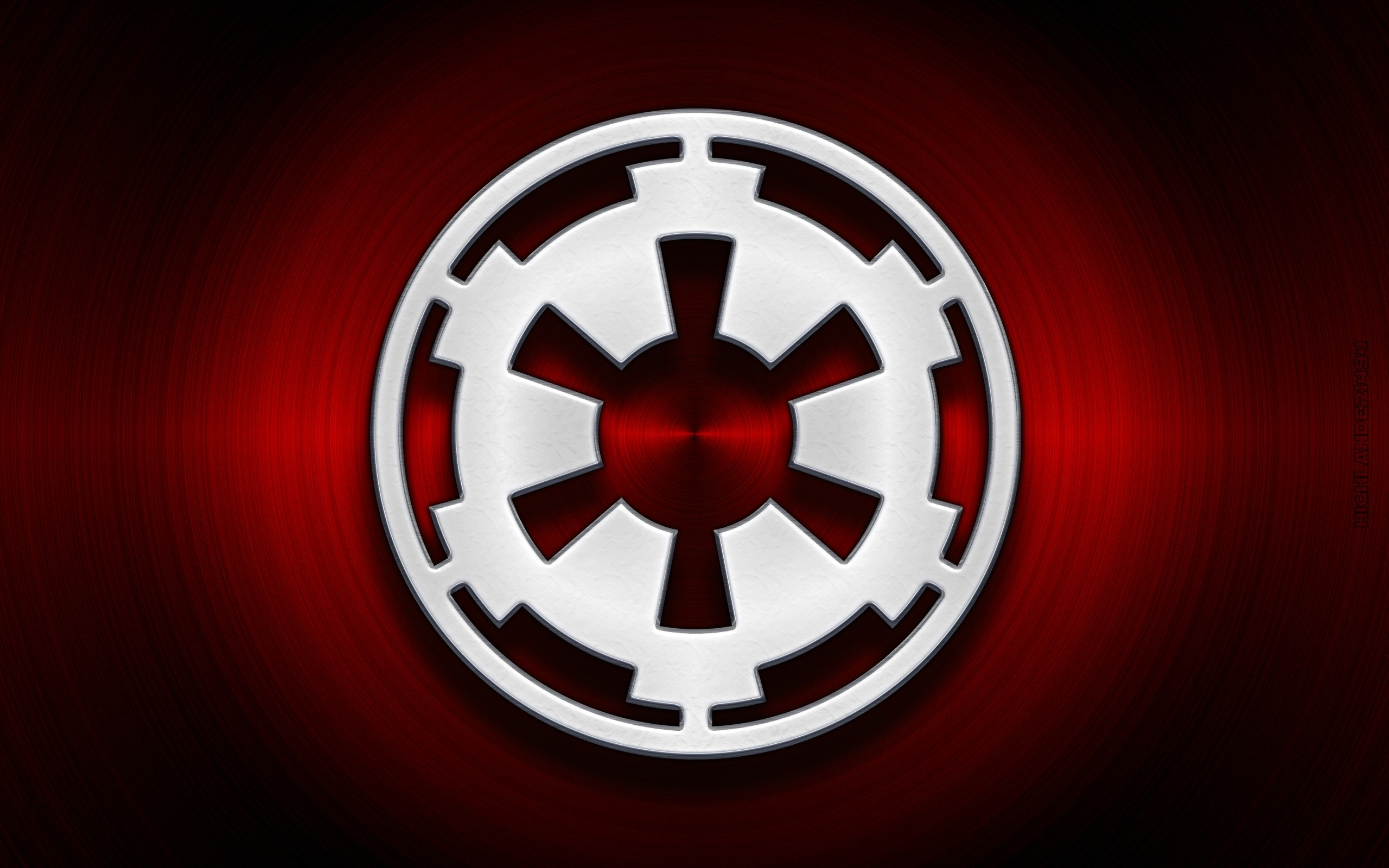 Star Wars Empire Logo Wallpaper - WallpaperSafari