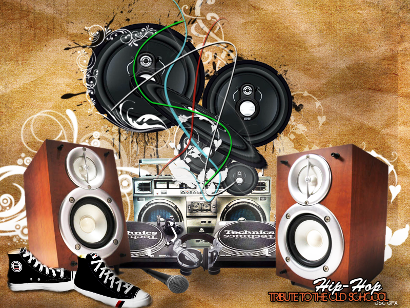 Hip Hop by OldSchoolCat on deviantART 800x600