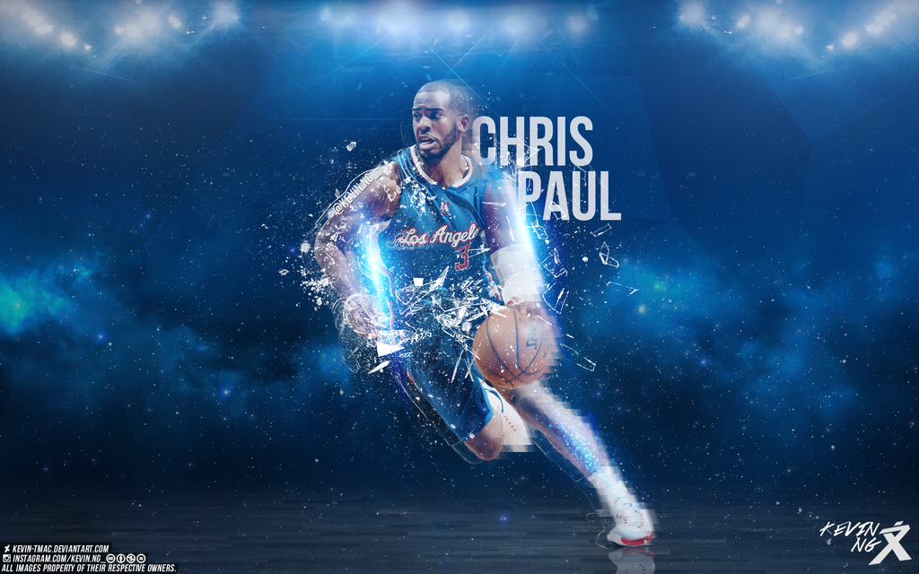 Chris Paul Wallpaper by Kevin tmac 1024x640