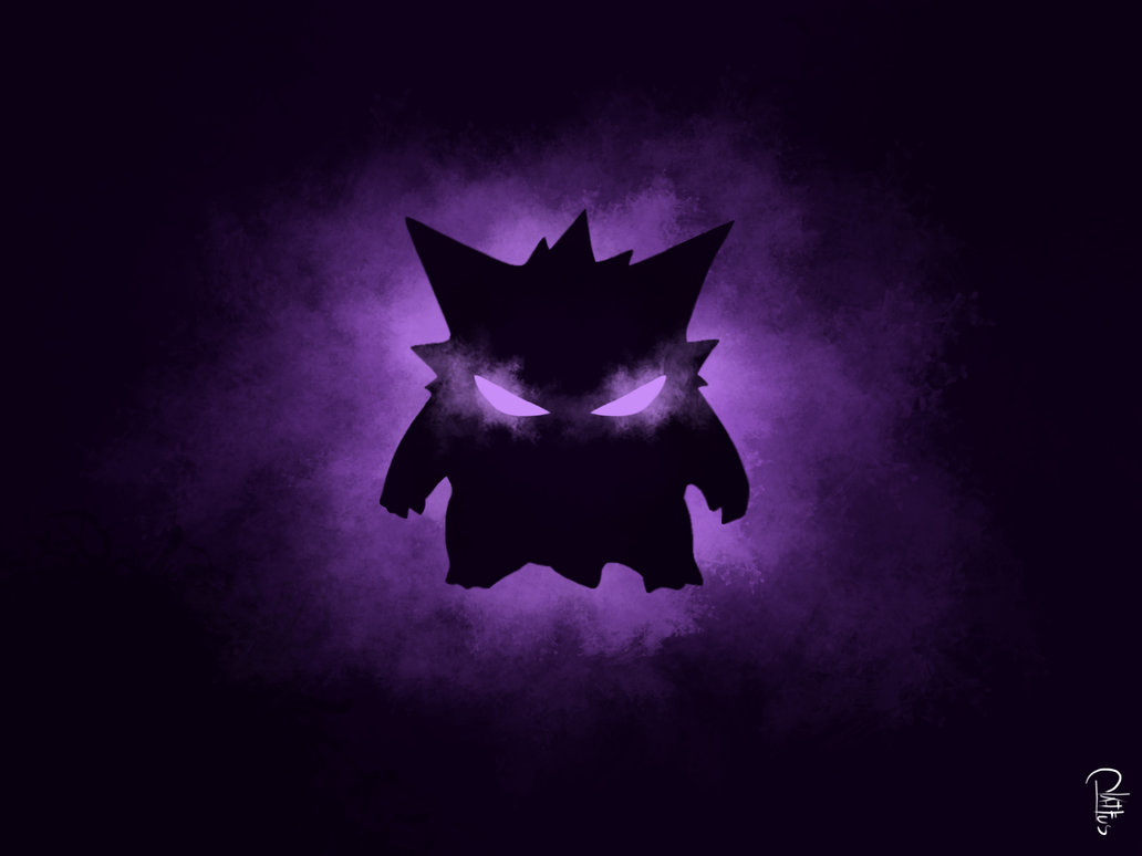 Gengar Wallpaper Hd Gengar wallpap 1032x774
