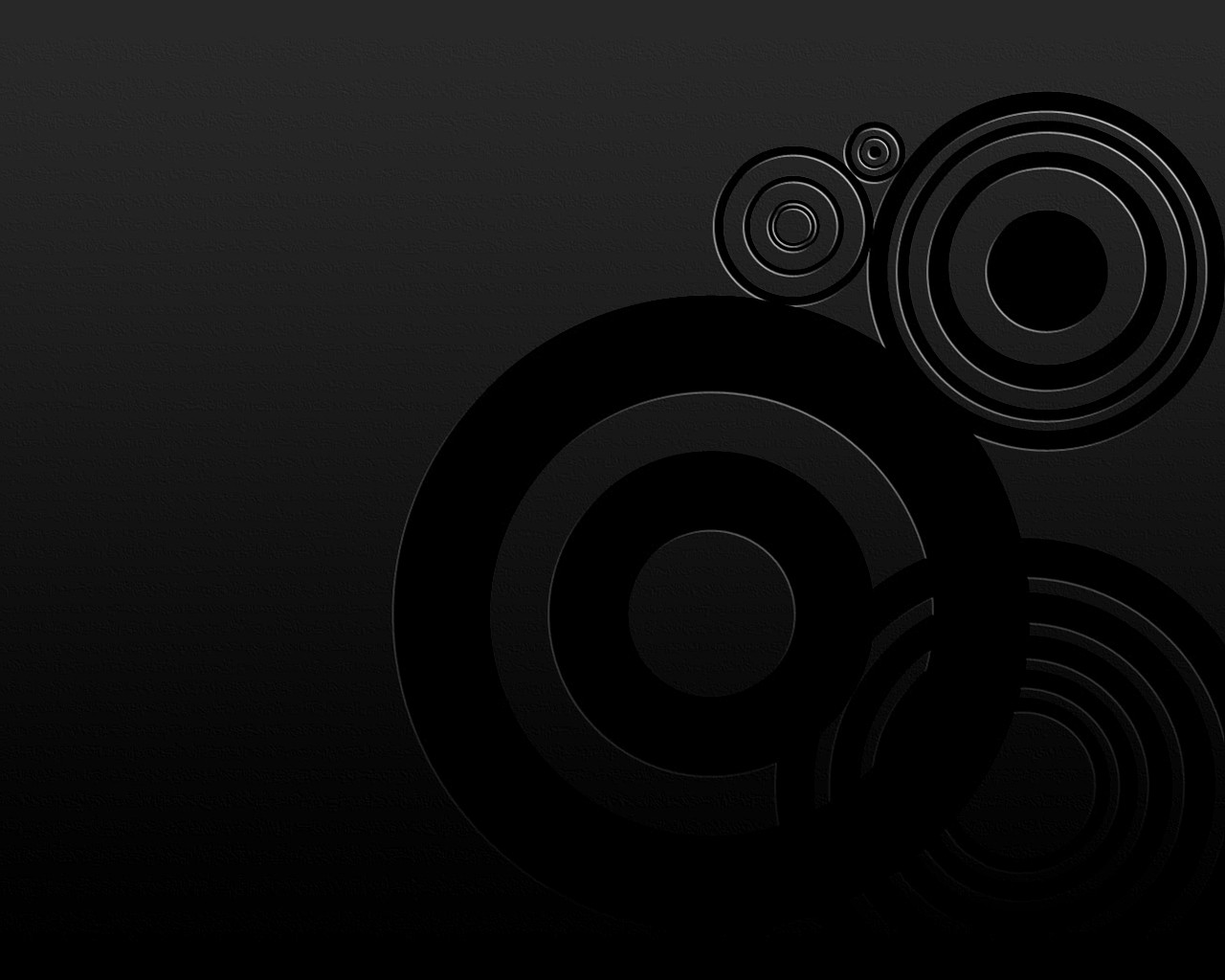 45+] Plain Black Wallpapers HD on