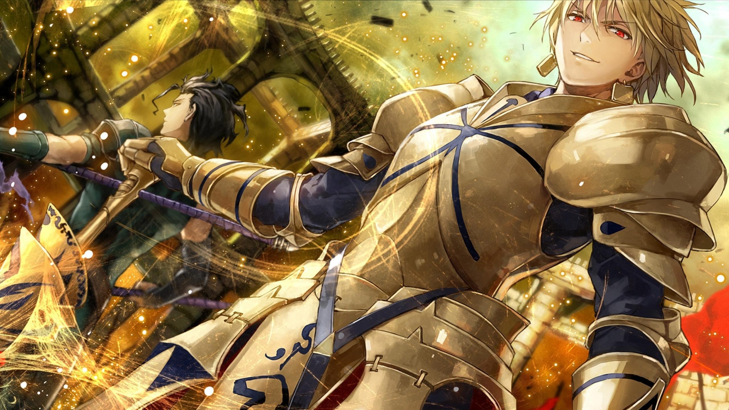 fate series archer fatezero 1920x1080 wallpaper Anime HD WallpaperHi 2560x1440