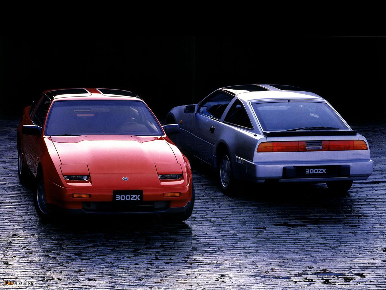 Nissan 300ZX Z31 198389 wallpapers 1280x960 1280x960