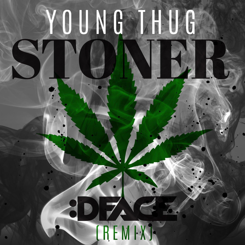 YOUNG THUG gangsta rapper rap hip hop 1ythug weed 420 1500x1500