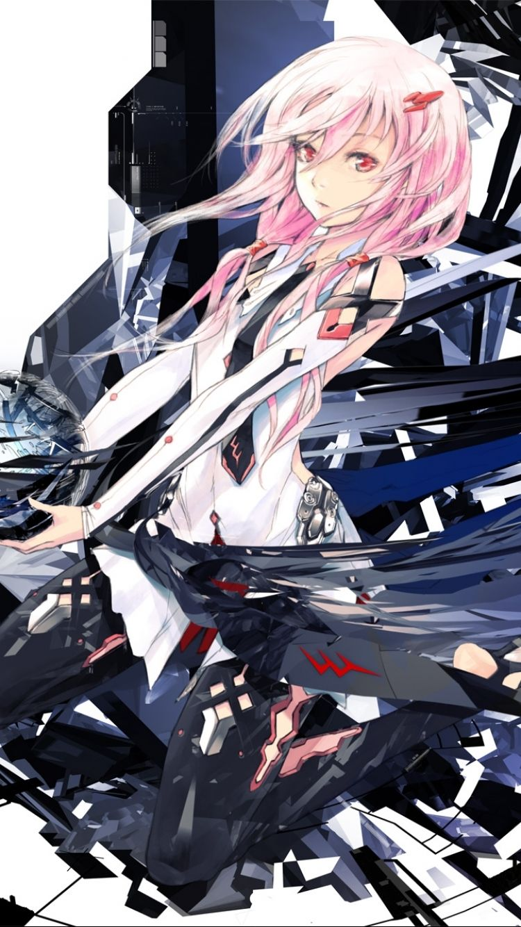 Windows Phone 8X   AnimeGuilty Crown   Wallpaper ID 472506 750x1334