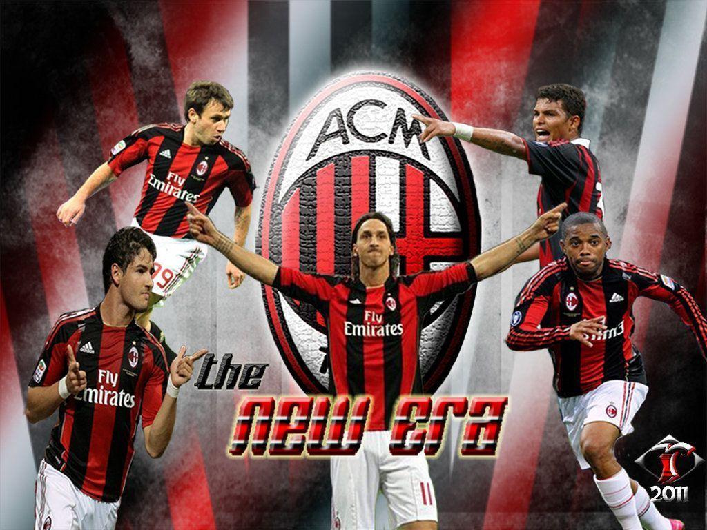 AC Milan Logo Club 17 HD Images Wallpapers HD Image Wallpaper 1024x768