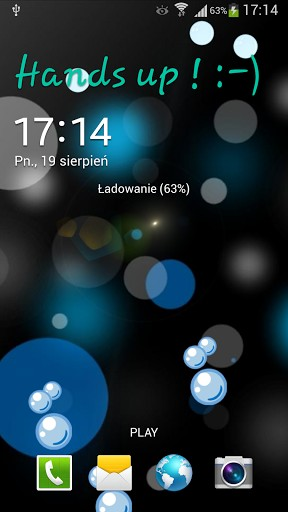 iPhone 5S Live Wallpaper HD Screenshot 2 288x512
