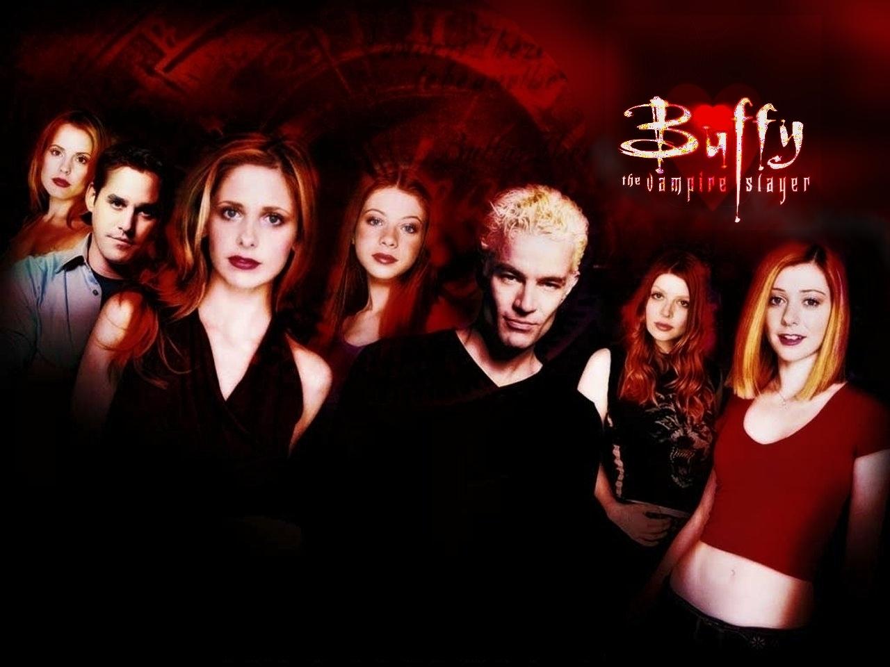 Buffy The Vampire Slayer 1280x800 Wallpaper Ecopetit Cat
