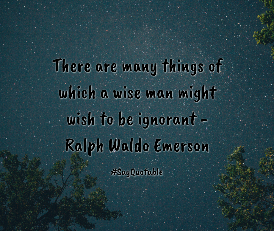Quotes about There are many things of which a wise man might wish 921x775