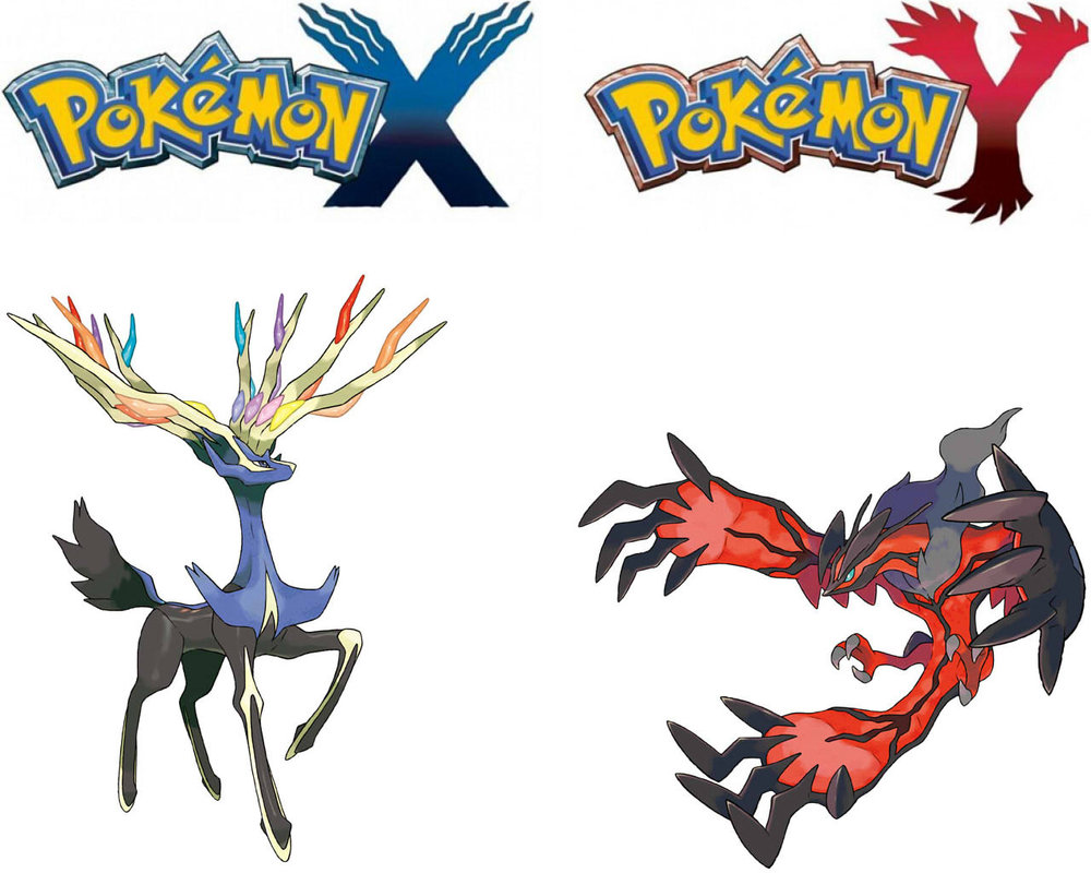 Pokemon X and Y Wallpaper V1 by jsdman1234 1000x800