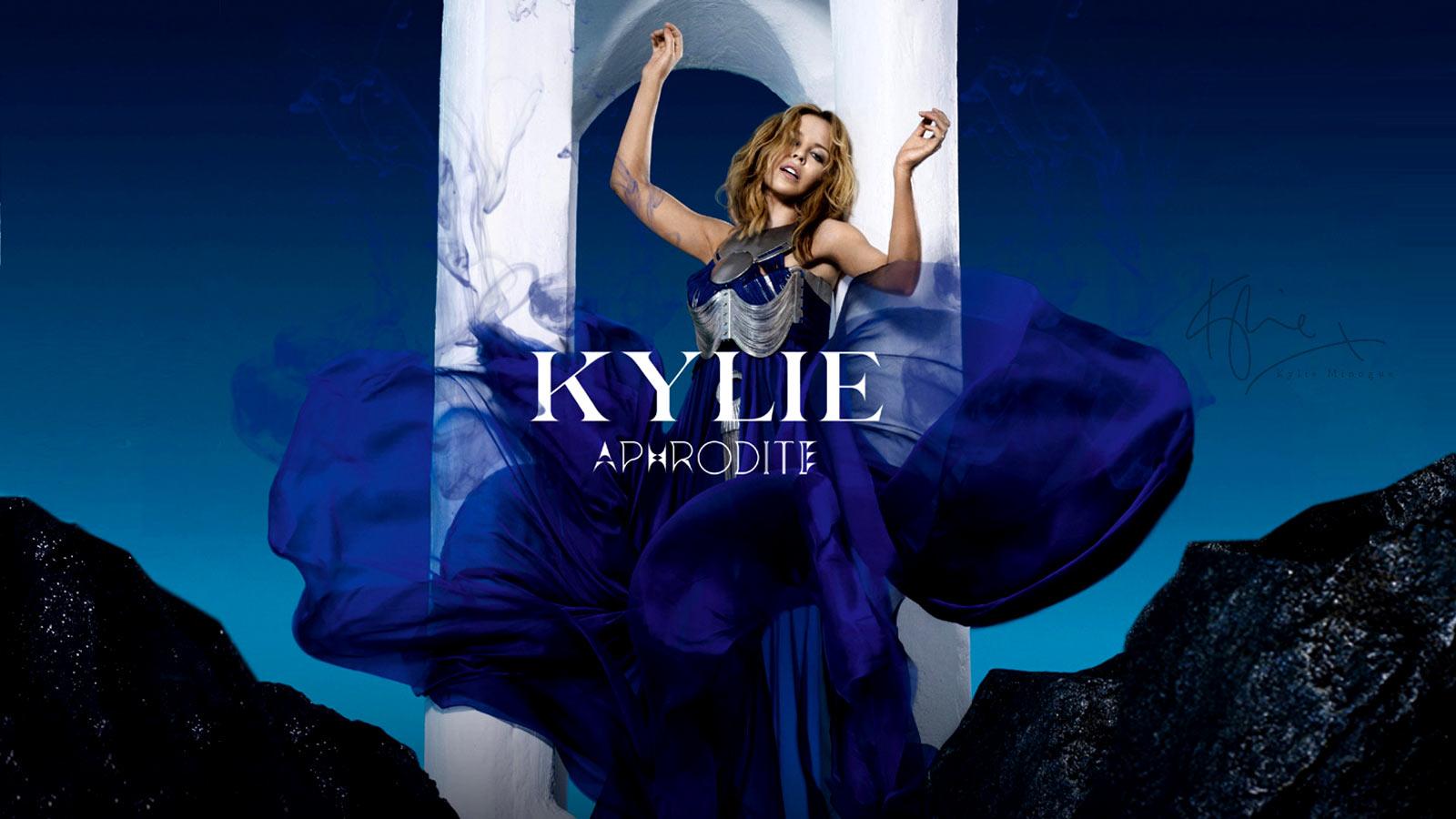 Kylie Minogue Aphrodite Wallpaper 4 1600x900