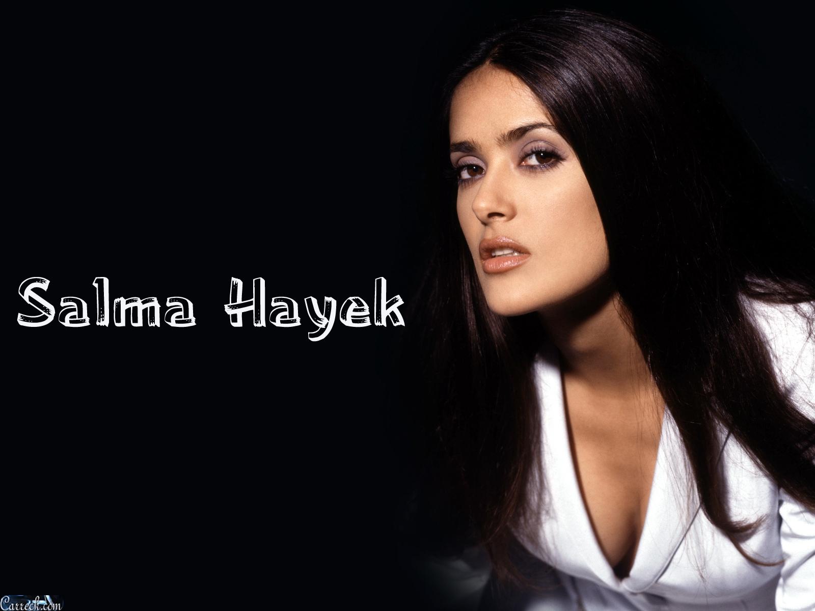 Salma Hayek HD wallpapers download 1600x1200
