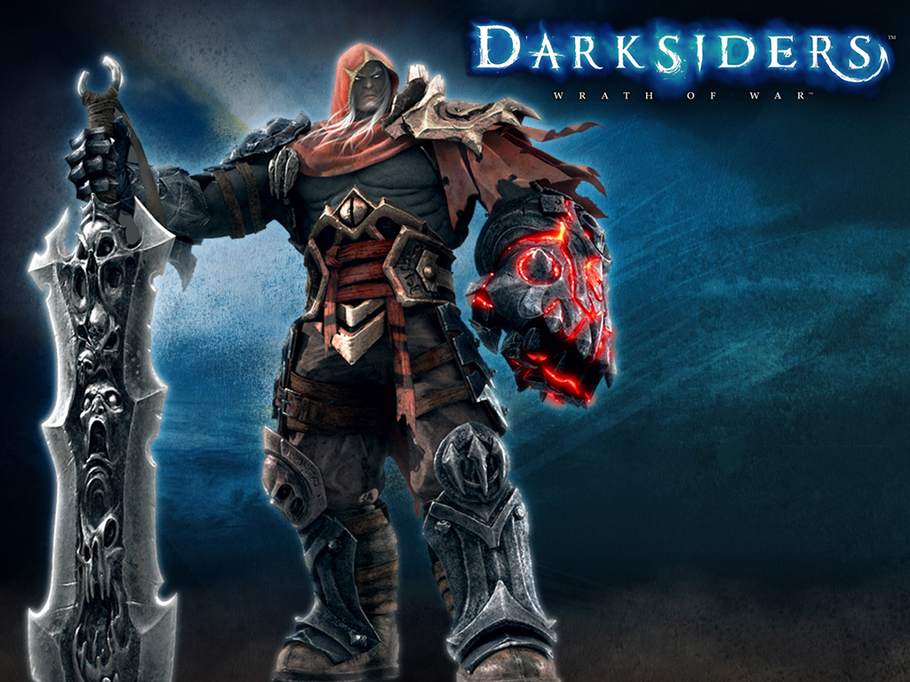 DarkSiders WallpapersHD Games ImagesFight Games WallpapersLatest 1024x768
