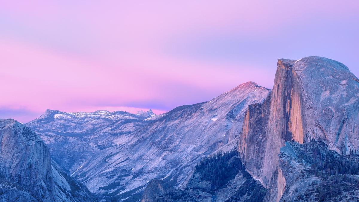 Yosemite wallpaper or more catch up than revelation Regardless one 1200x675
