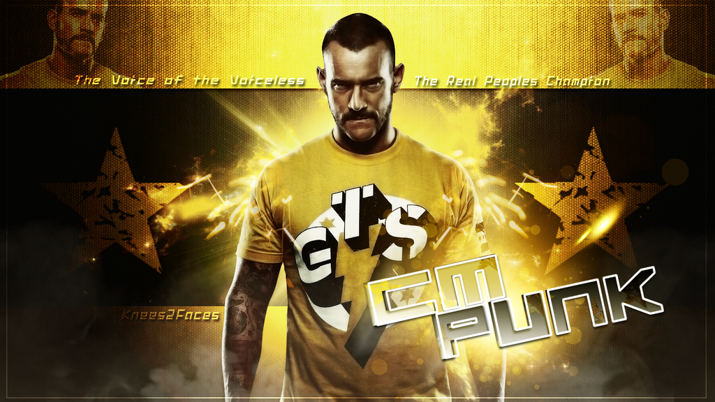 Cm Punk Wallpaper By Eidenanderson d5zscpy by cristianravelo1000 1024x576
