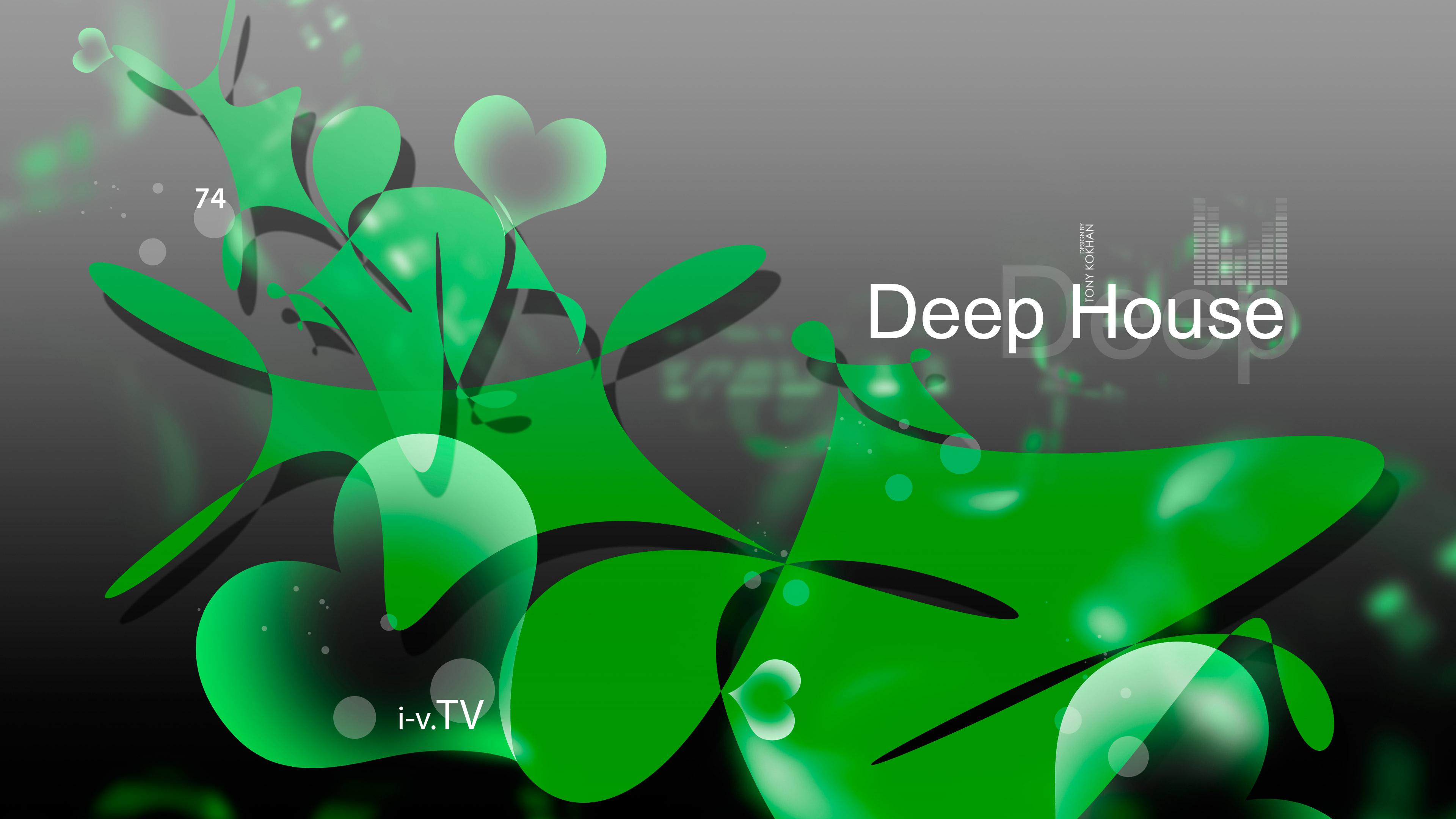 Deep House Music eQ SC Seventy Four 2016 Tony Kokhan Sound 3840x2160