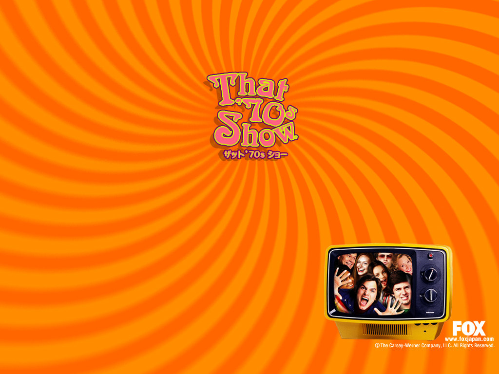That 70s Show   Television Wallpaper 708342 1024x768