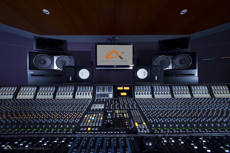 audio recording studio wallpaper   IBackgroundsNet 1338x891