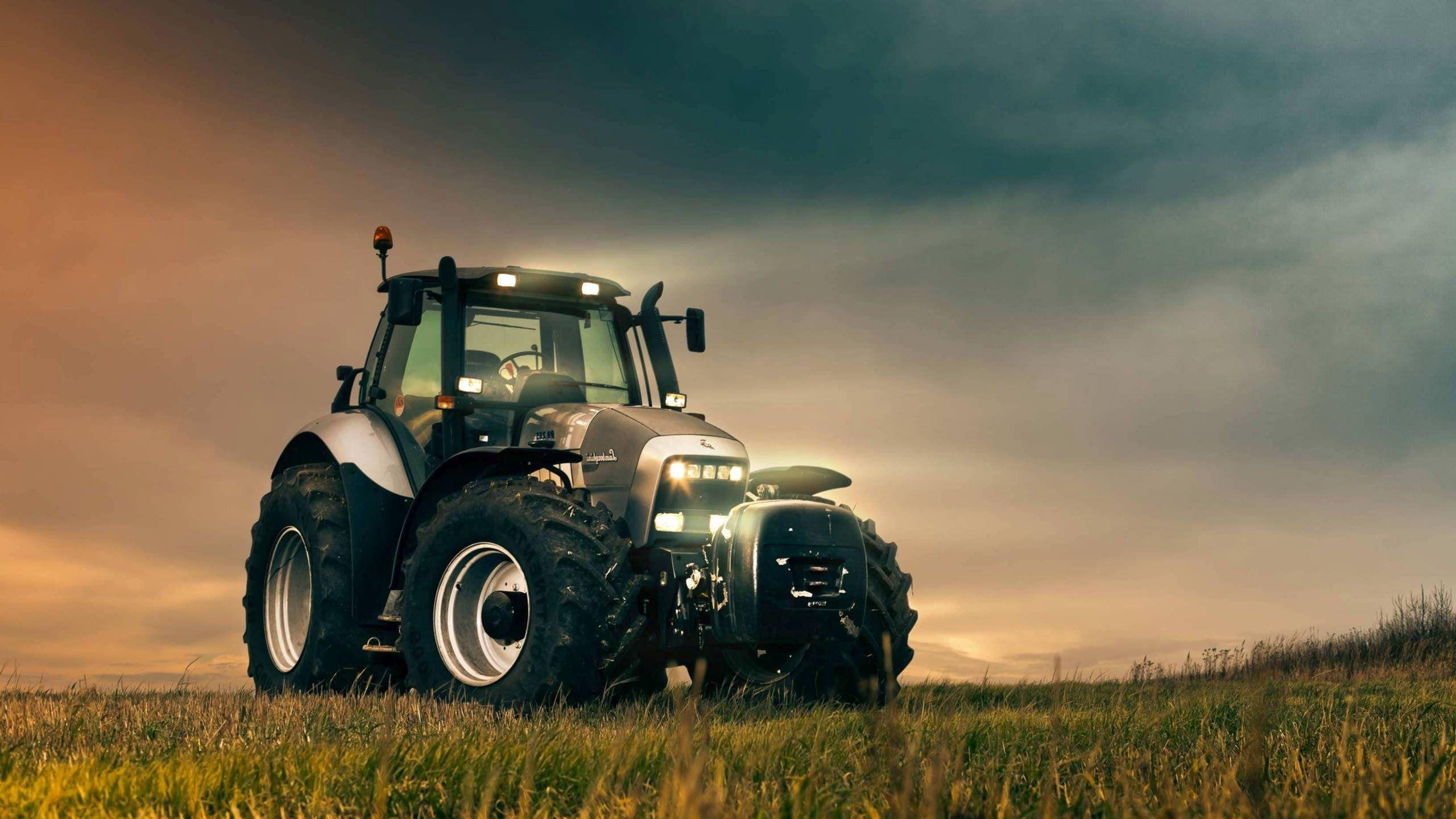 Best Tractor Wallpapers In High Quality Julietta Monzon 2560x1440