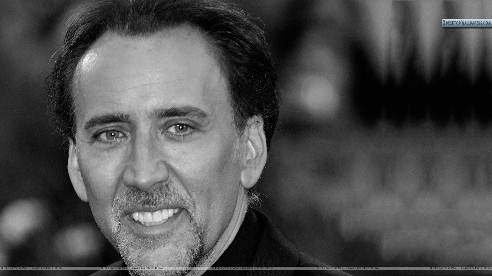 Nicolas Cage wallpaper desktop images hollywood wallpapers 1600x900