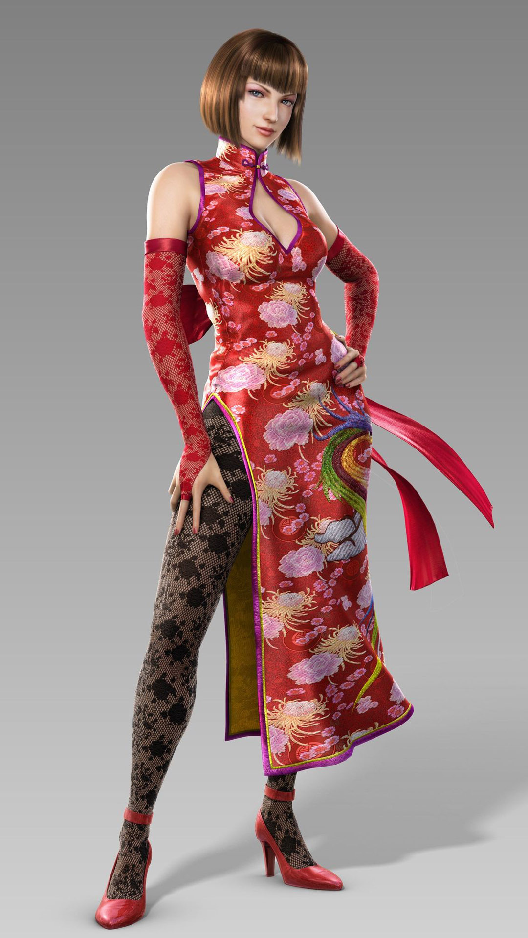 Free Download Anna Williams Tekken Blood Vengeance Mobile