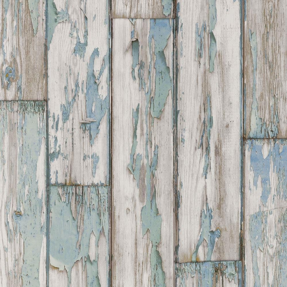 Weathered wood look wallpaper wallpapersafari for Ash wallpaper mural