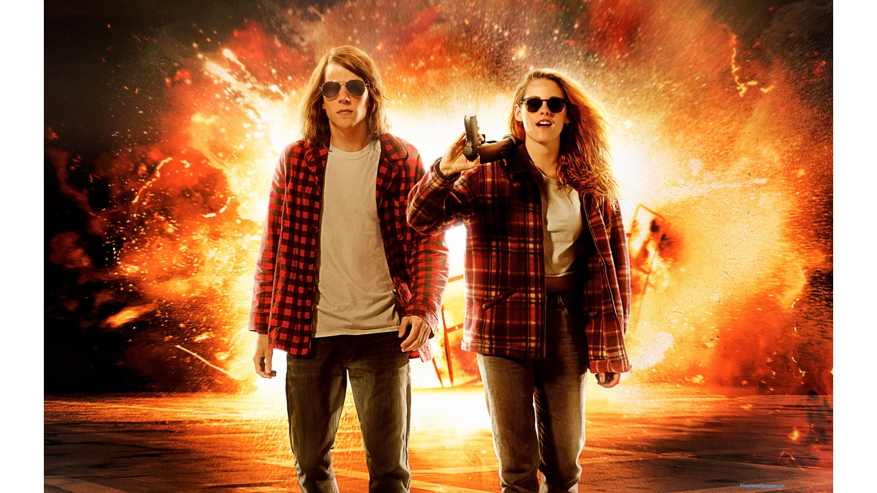 American Ultra Movie wallpapers 1280x720